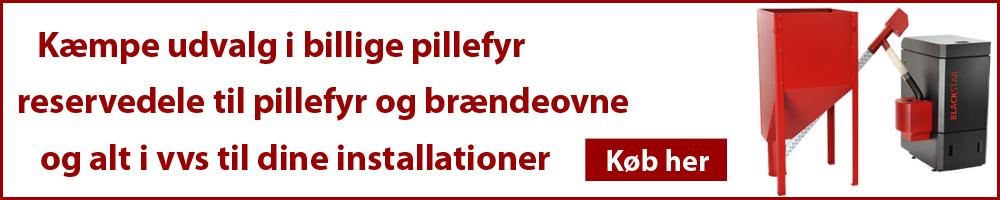 bannerpillefyr